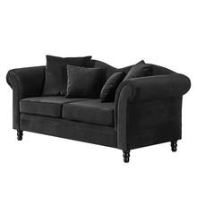 Sofa 2-osobowa GRYF - grafitowy