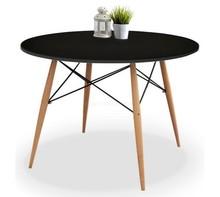 Stół tarasowy FUSION 100 - czarny