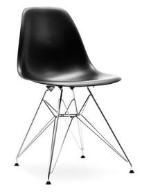 Krzesło ogrodowe MPC ROD - czarny