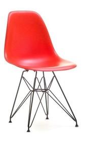 Krzesło ogrodowe MPC ROD - czerwony