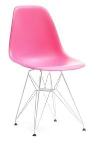 Krzesło ogrodowe MPC ROD - różowy