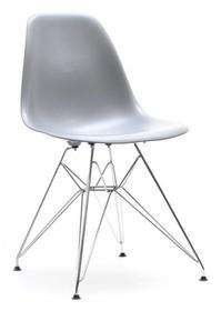 Krzesło ogrodowe MPC ROD - szary