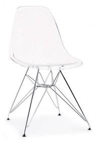 Krzesło ogrodowe MPC ROD - transparentny