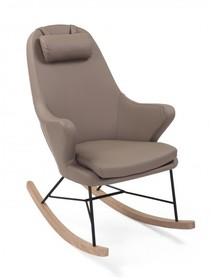 Fotel bujany DONDOLO GARROD - beżowy