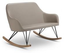Sofa bujana DONDOLO ARCHIBALD - beżowy