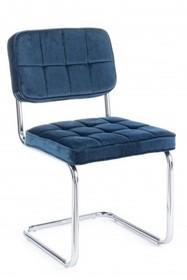Krzesło IOLE - granatowy