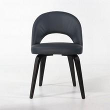 Krzesło na drewnianych nogach EXECUTIVE