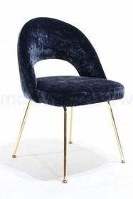 Krzesło na metalowych nogach EXECUTIVE