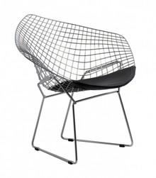 Krzesło metalowe DIAMOND