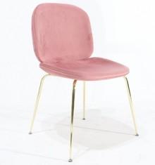 Krzesło tapicerowane TOFF