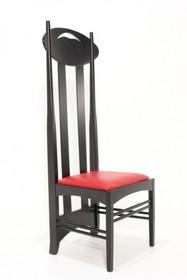 Krzesło z wysokim oparciem RAST