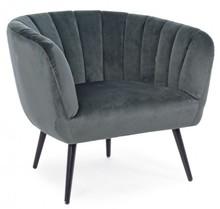 Fotel AVRIL - szary