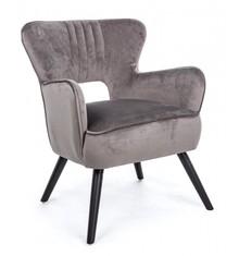 Fotel ADILA - szary