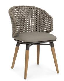 Krzesło ogrodowe C-C NINFA