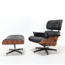 Fotel z podnóżkiem LOUNGE