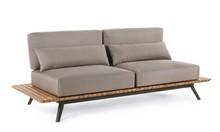 Sofa ogrodowa CATALINA - brązowy