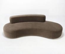 Sofa tapicerowana bez boków BLEDOU ROCK