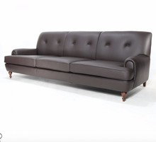 Klasyczna sofa ze skóry LEX