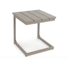 Mały stolik ogrodowy SKIPPER - szary