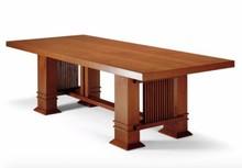 Stylizowany drewniany stół ALLEN