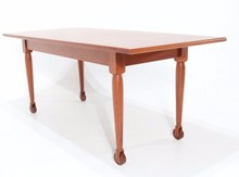 Stół drewniany stylizowany KERSHA