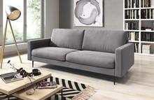 Sofa Bella 3-osobowa jasny szary