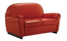 Sofa tapicerowana z wysokim oparciem VANITY