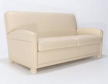 Klasyczna sofa z wysokim oparciem SICLAS