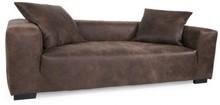 Sofa tapicerowana w stylu Bauhaus ARESQU