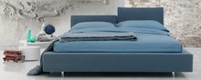 Komfortowe łóżko UP-DOWN do sypialni