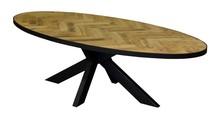 Stół obiadowy owalny Galileo 250x115 cm