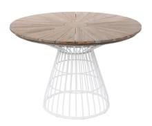 Stół obiadowy Ivy 110x74 cm