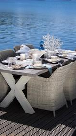 Stół obiadowy Marina 250x100x76 cm