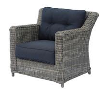 Fotel z poduszkami Ponte