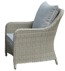 Fotel z poduszkami Grace