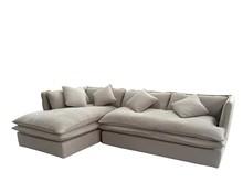 Sofa Longchair Nicea, 2 elementy układ prawostronny 280x180x80cm