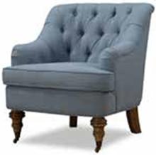 Fotel pikowany Mabel 67x66x74cm