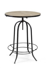 Stół Barowy Loft Bar 80x80x102cm