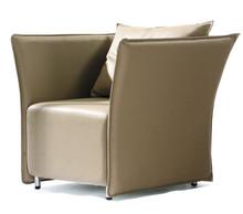 Fotel z poduszkami Kent 81x75x72 cm