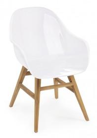 Krzesło TIARA - biały