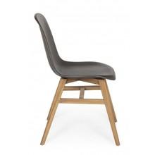 Krzesło TALIS - grafitowy