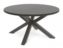 Stół ogrodowy SKIPPER D140 - antracyt