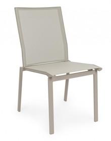 Krzesło ogrodowe CRUISE - brązowy