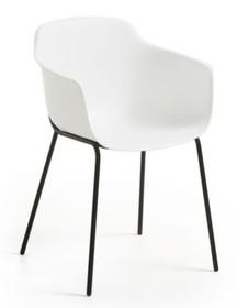 Krzesło z tworzywa SUMIKHA - biały