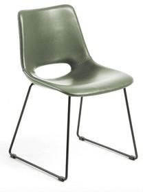 Krzesło na płozach GYZIG - zielony