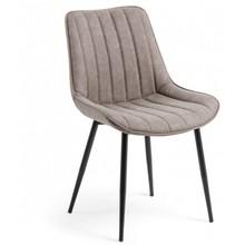 Krzesło przeszywane ANTAN - beżowy