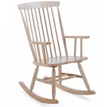 Fotel bujany z drewna ENCETER