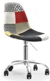 Krzesło obrotowe MPC MOVE TAP - patchwork