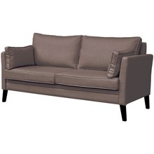 Sofa 3-osobowa HOLLY - brązowy