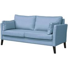 Sofa 3-osobowa HOLLY - błękitny